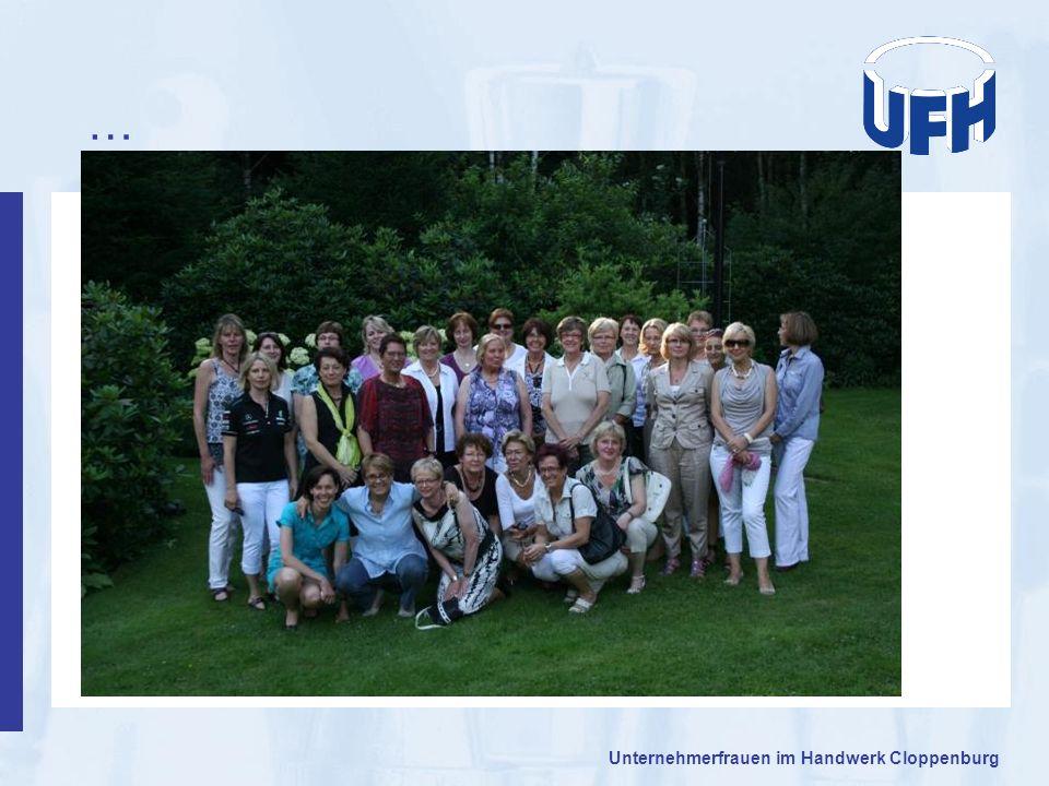 … Unternehmerfrauen im Handwerk Cloppenburg 27