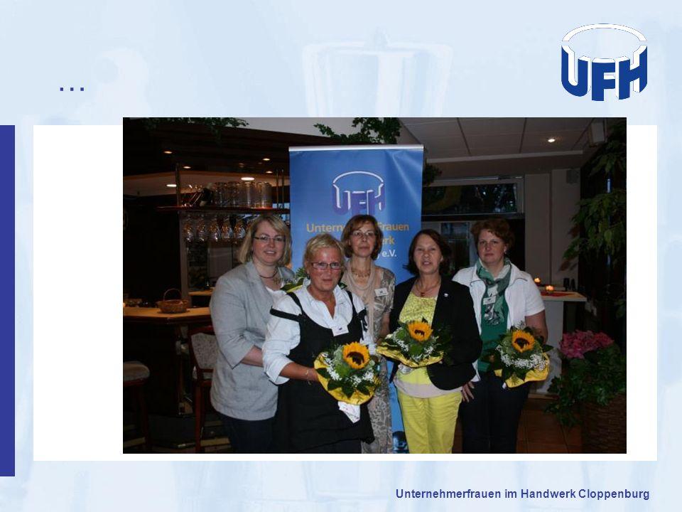 … Unternehmerfrauen im Handwerk Cloppenburg 28