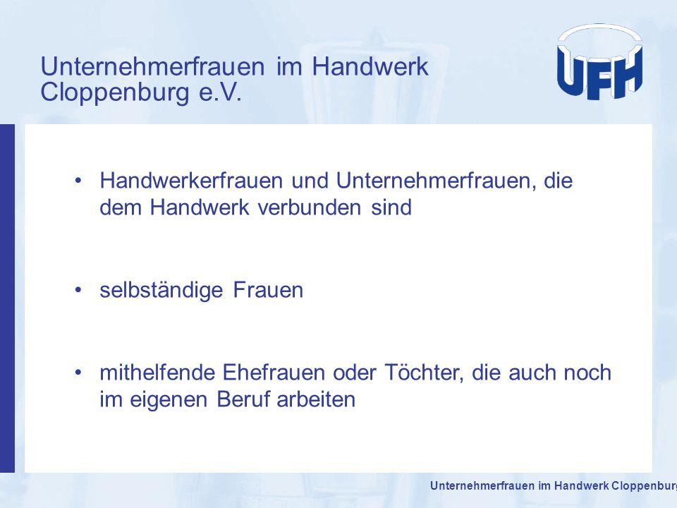 Unternehmerfrauen im Handwerk Cloppenburg e.V.