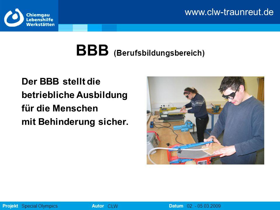 BBB (Berufsbildungsbereich)
