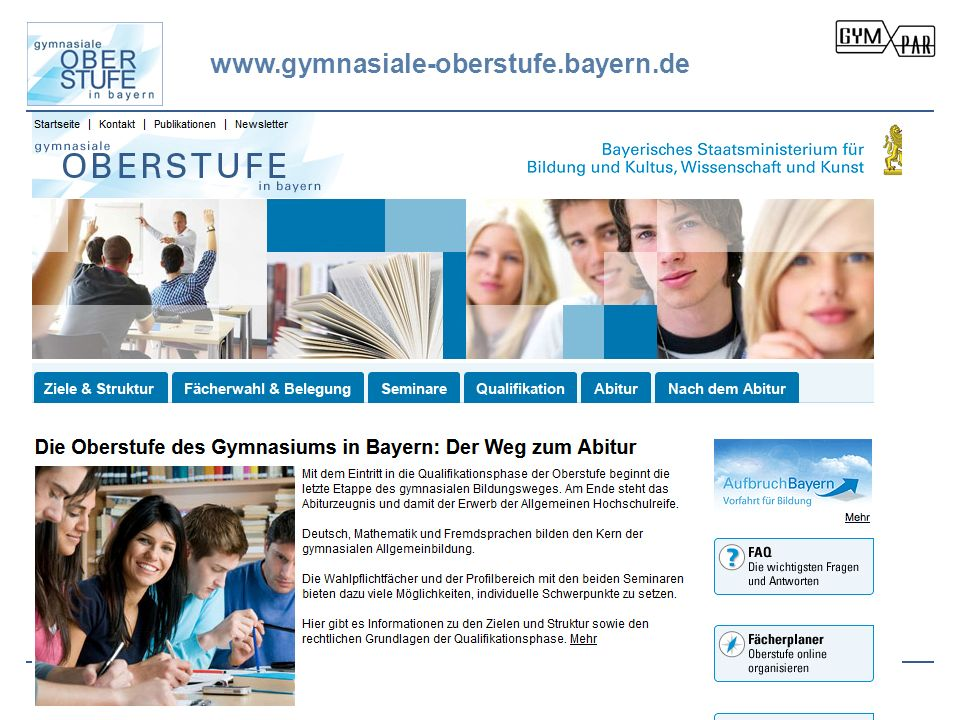 www.gymnasiale-oberstufe.bayern.de