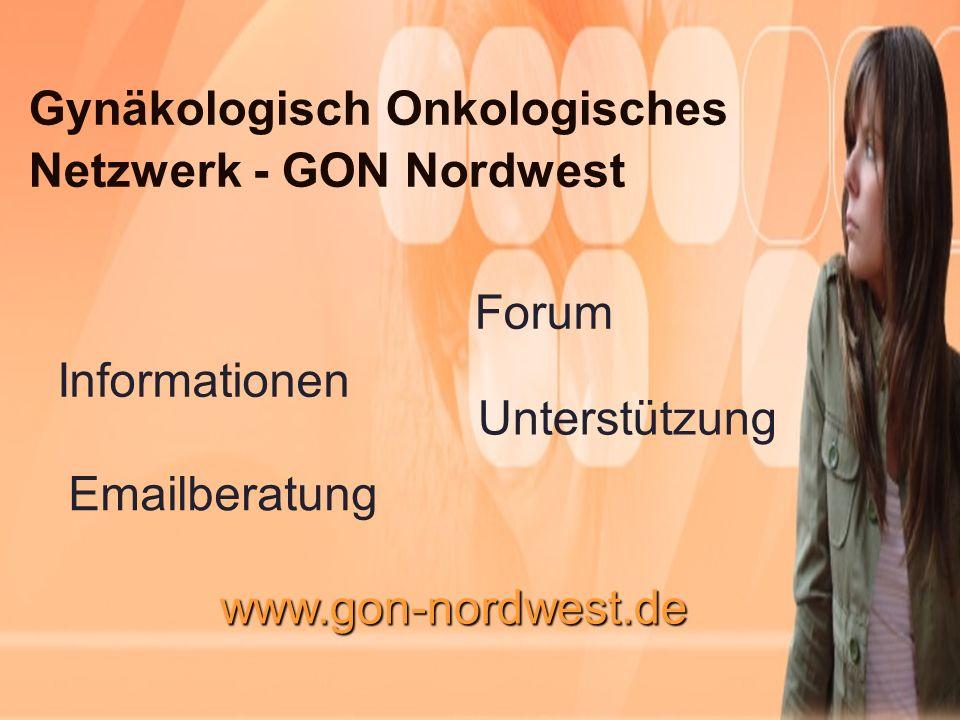 Gynäkologisch Onkologisches Netzwerk - GON Nordwest