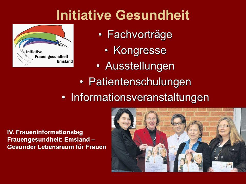 Initiative Gesundheit