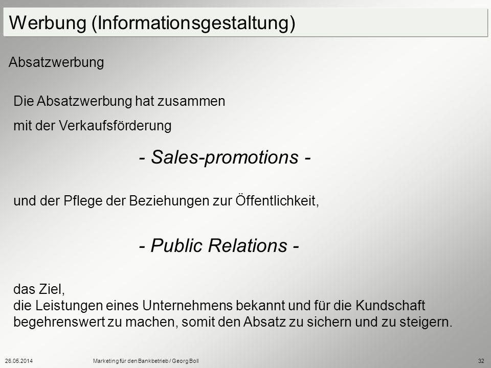 Werbung (Informationsgestaltung)