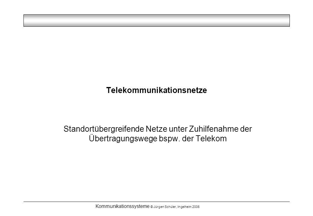 Telekommunikationsnetze