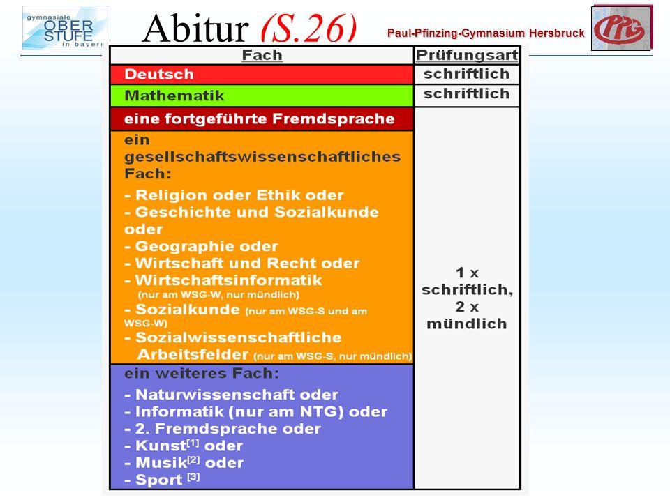 Abitur (S.26)