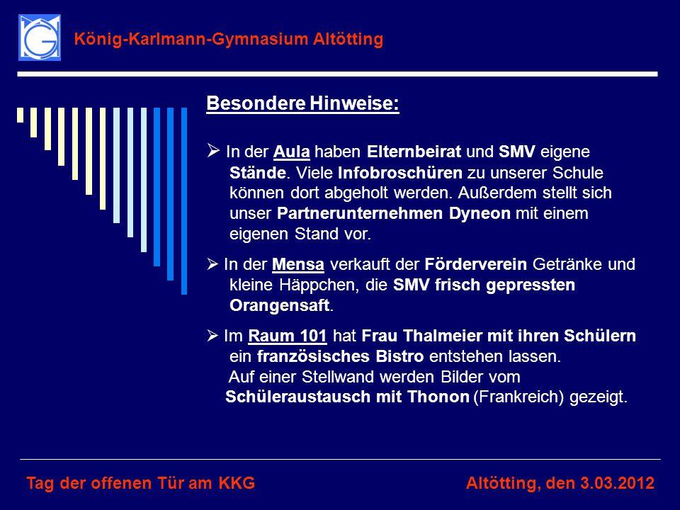 König-Karlmann-Gymnasium Altötting