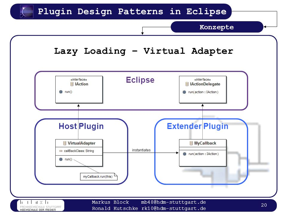 Lazy Loading – Virtual Adapter