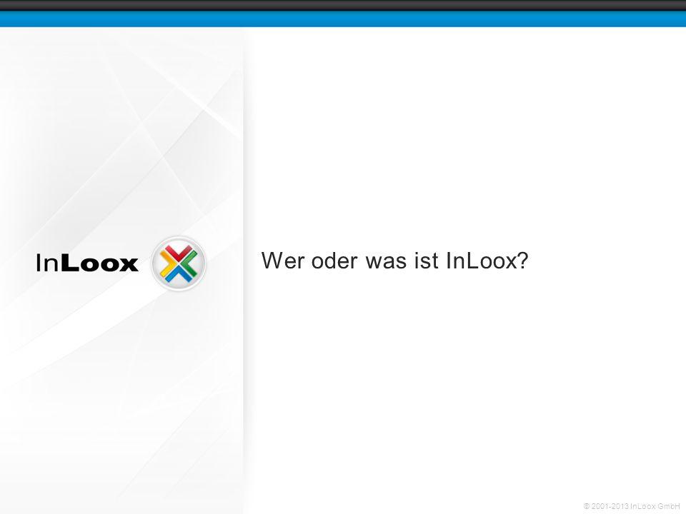 Wer oder was ist InLoox