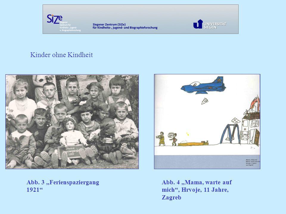 "Kinder ohne Kindheit Abb. 3 ""Ferienspaziergang 1921"