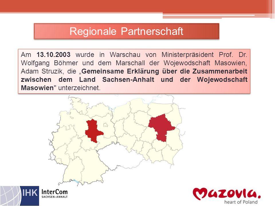 Regionale Partnerschaft