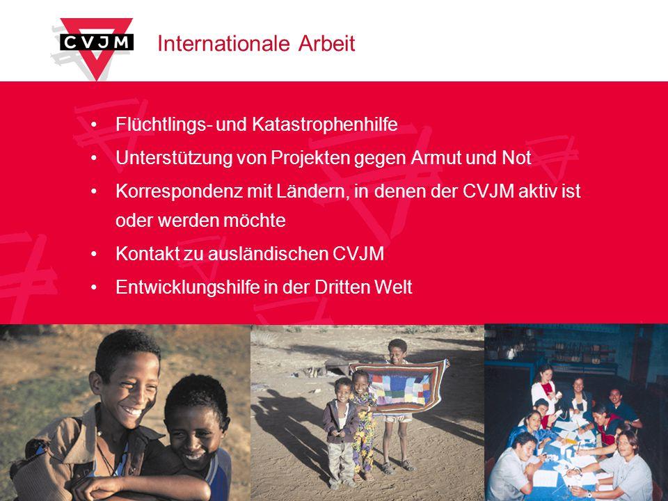 Internationale Arbeit