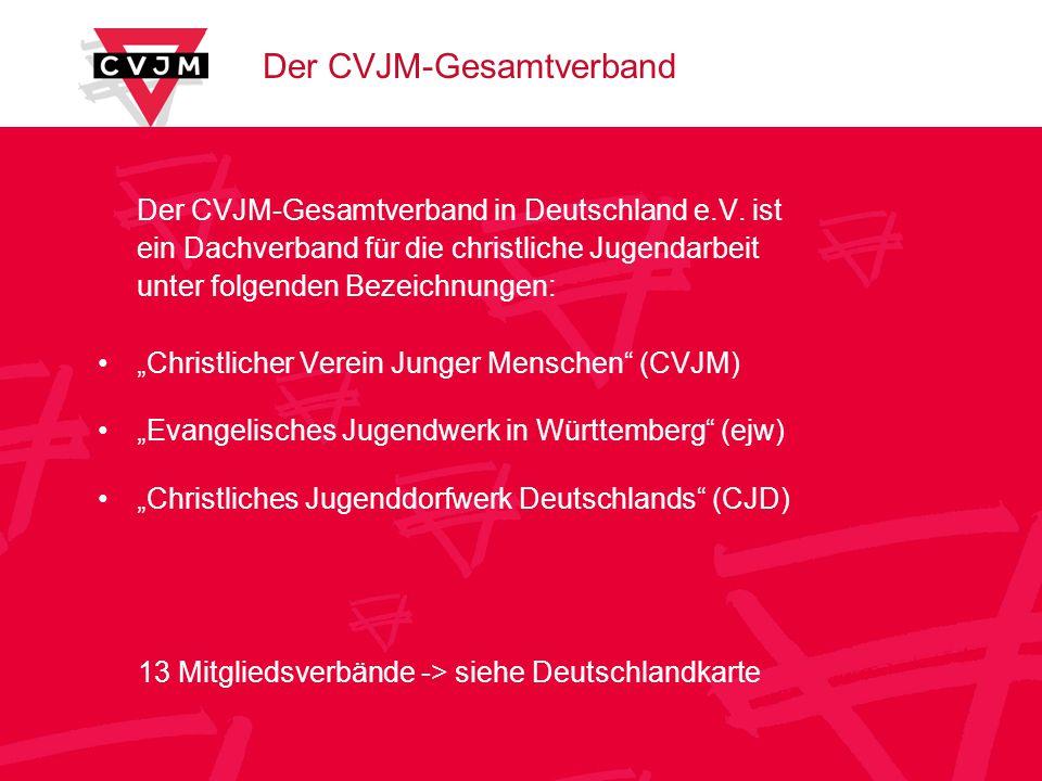 Der CVJM-Gesamtverband