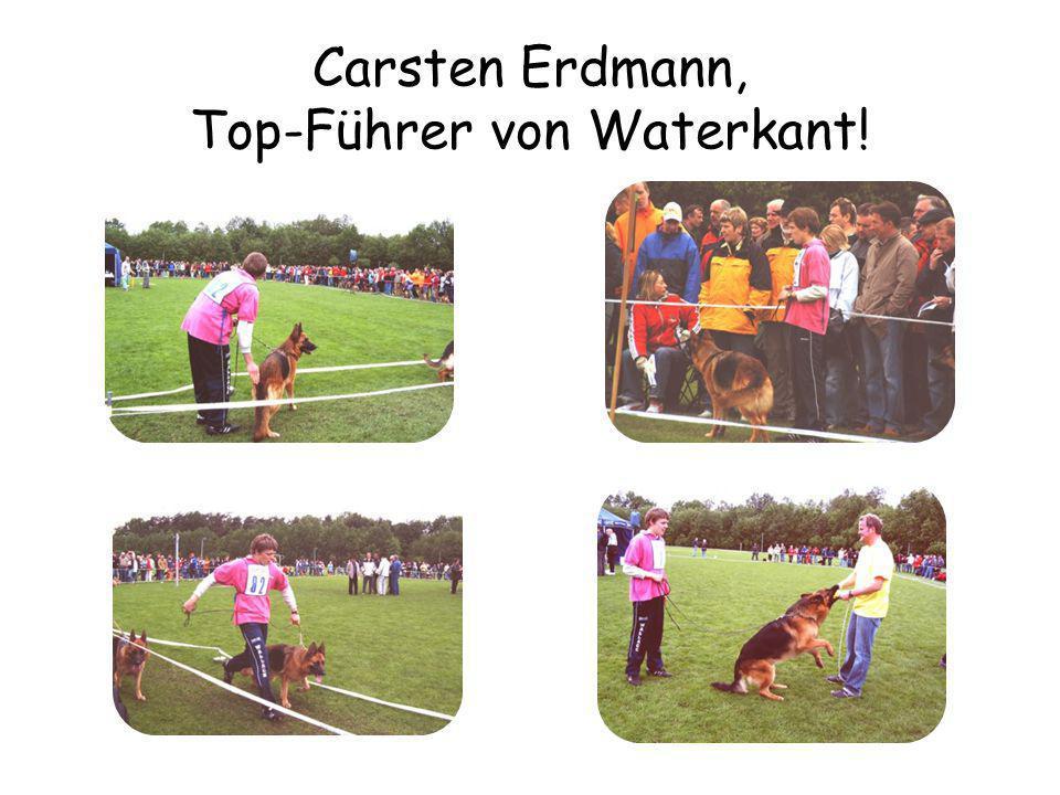 Carsten Erdmann, Top-Führer von Waterkant!
