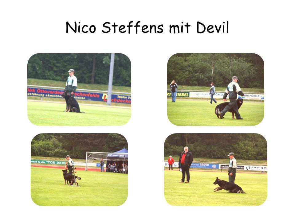 Nico Steffens mit Devil