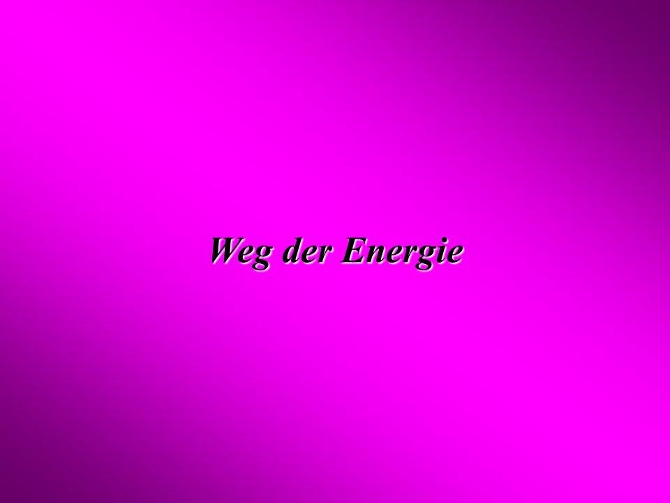 Weg der Energie