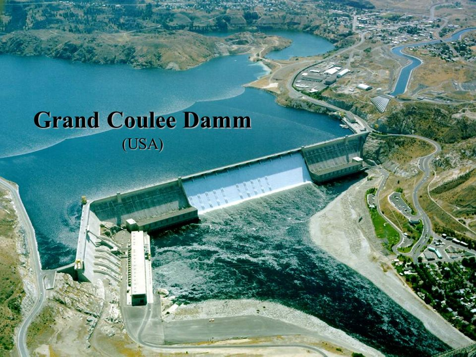 Grand Coulee Damm (USA)