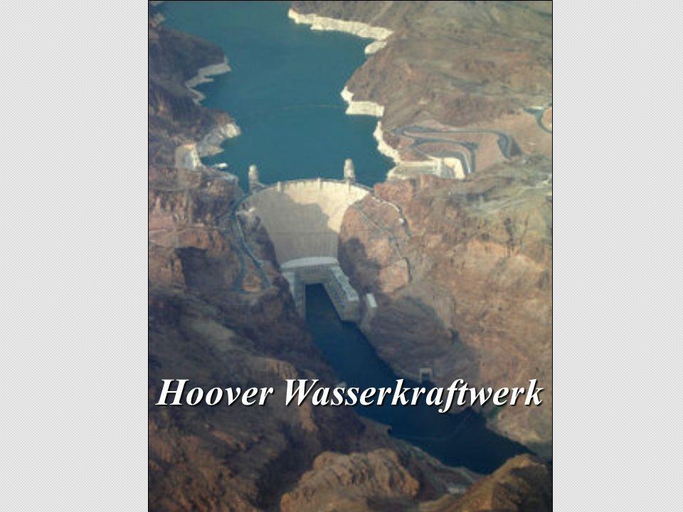 Hoover Wasserkraftwerk