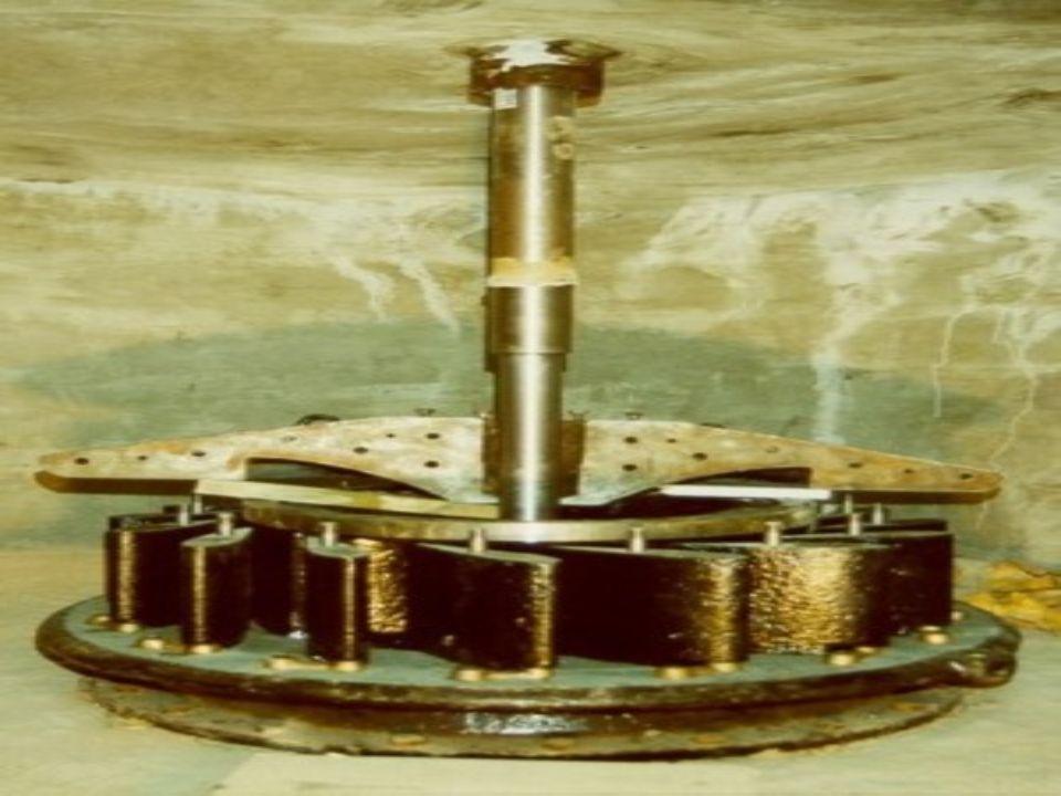 Die Francis Turbine wurde 1949 von James B. Francis entwickelt.