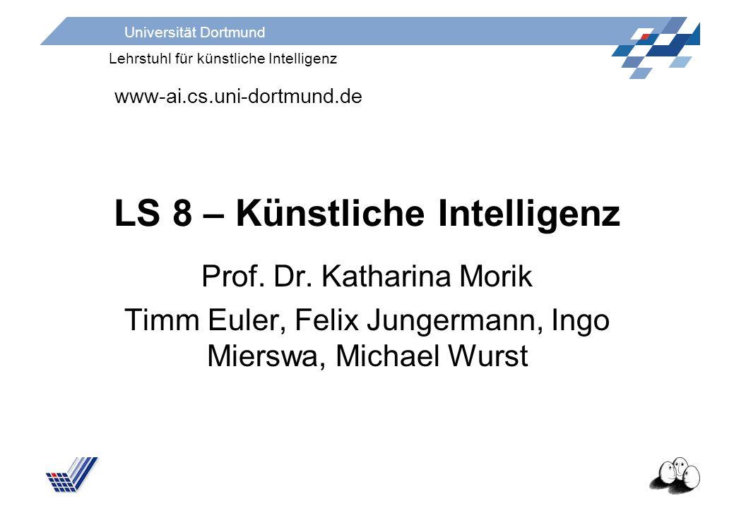 LS 8 – Künstliche Intelligenz