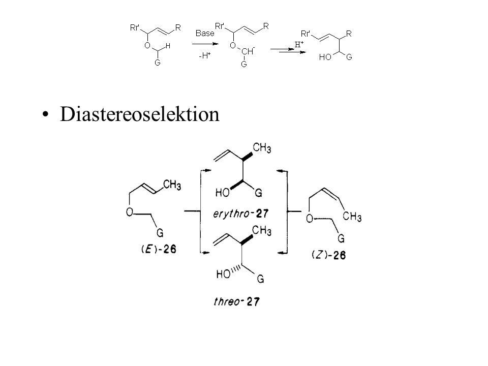 Diastereoselektion