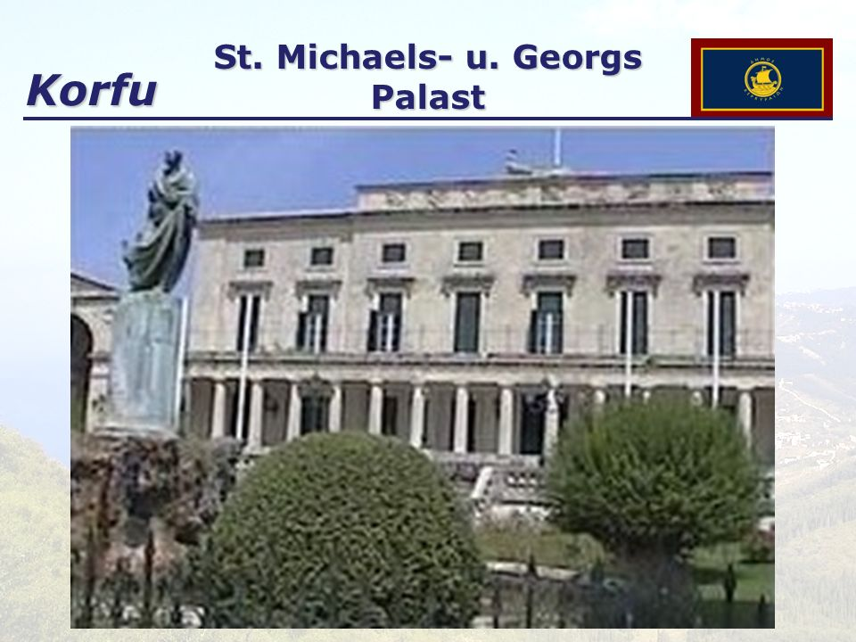 St. Michaels- u. Georgs Palast
