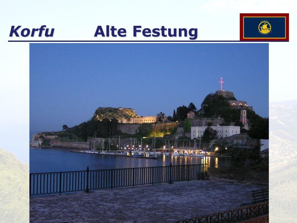 Korfu Alte Festung