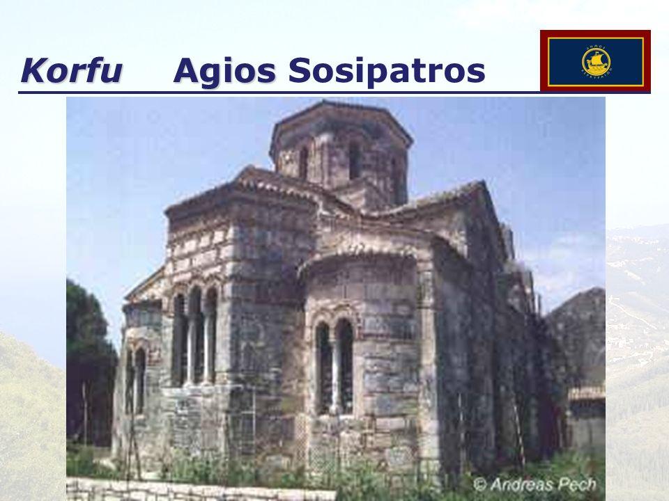Korfu Agios Sosipatros