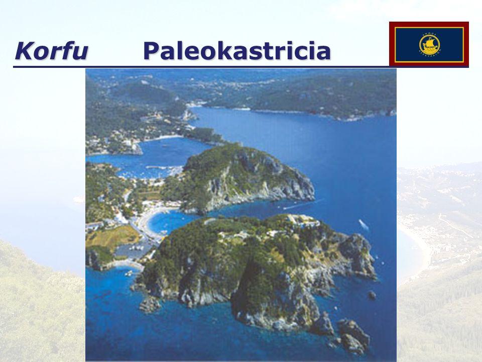 Korfu Paleokastricia