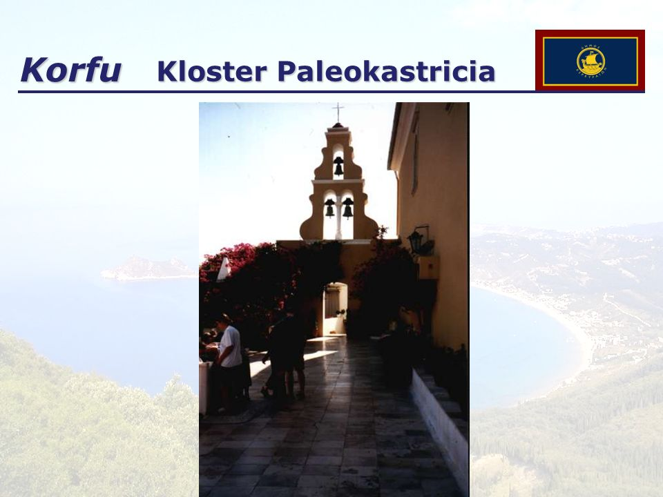 Kloster Paleokastricia