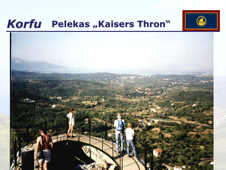"Pelekas ""Kaisers Thron"