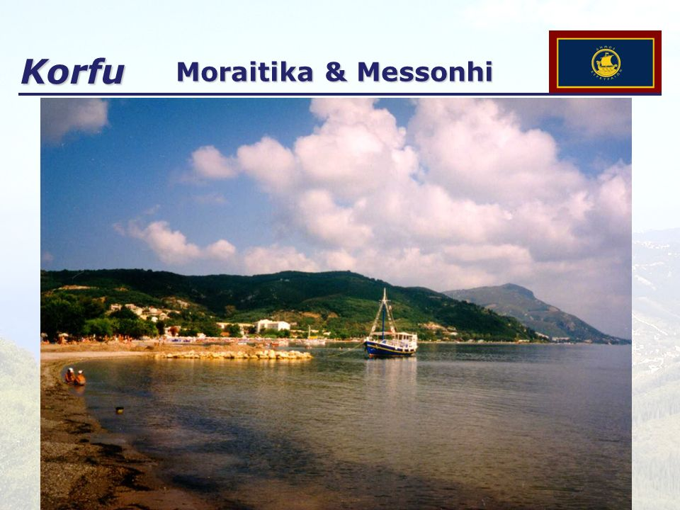 Korfu Moraitika & Messonhi