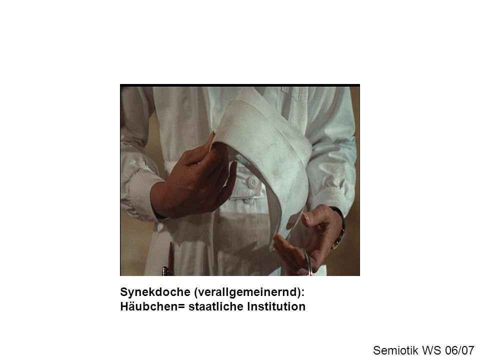 Synekdoche (verallgemeinernd):