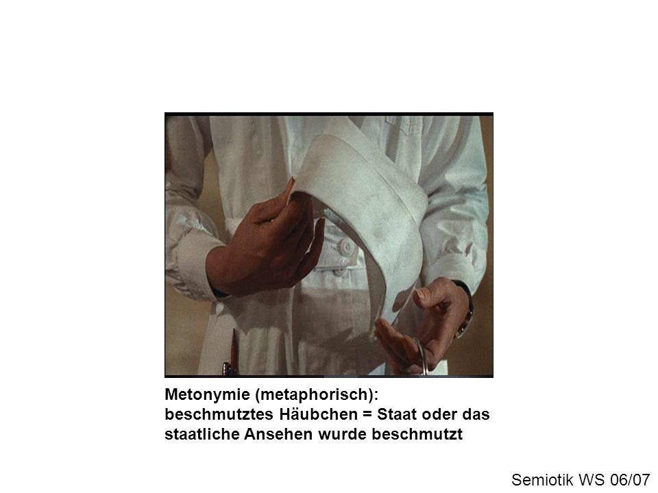 Metonymie (metaphorisch):