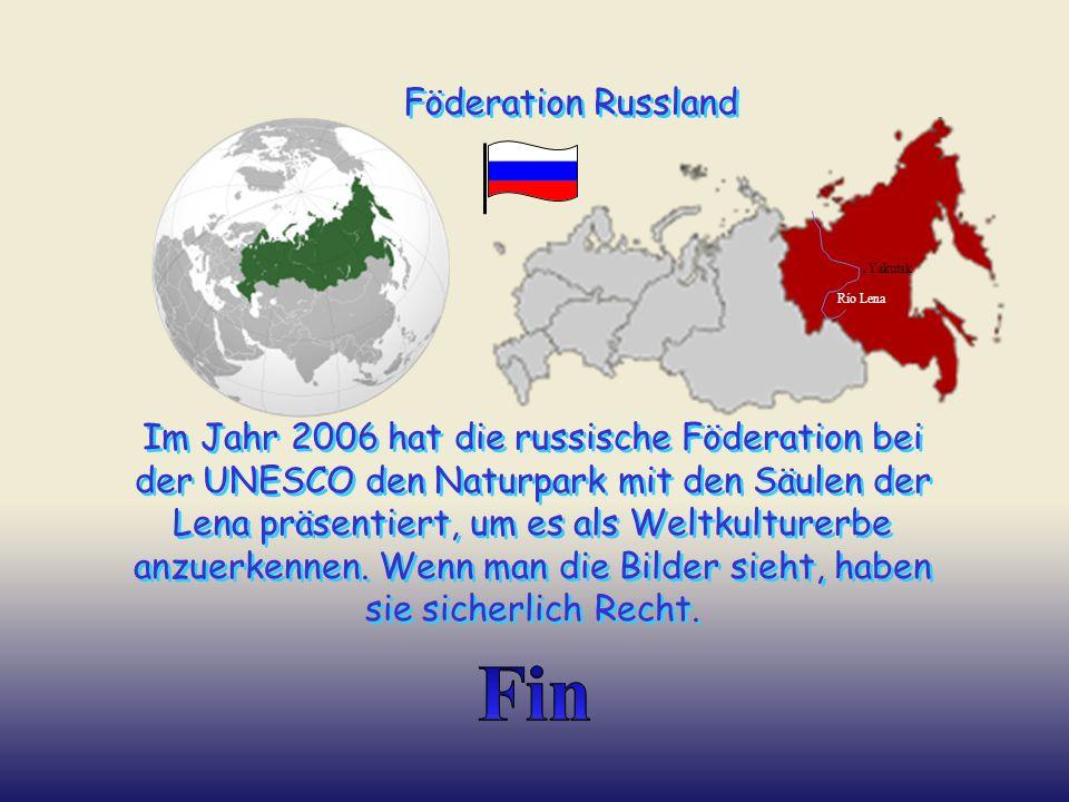 Fin Föderation Russland