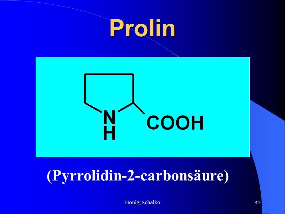 (Pyrrolidin-2-carbonsäure)
