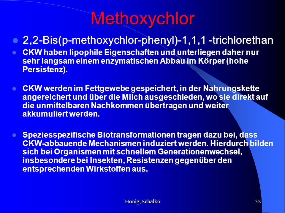 Methoxychlor 2,2-Bis(p-methoxychlor-phenyl)-1,1,1 -trichlorethan