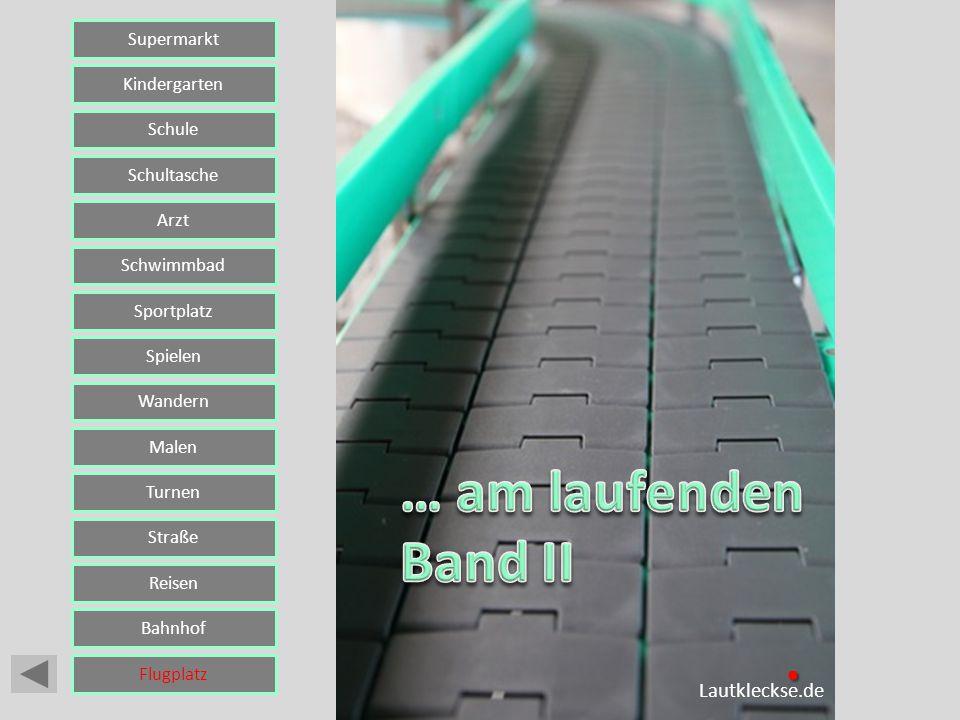 … am laufenden Band II . Lautkleckse.de Mein Zuhause Supermarkt
