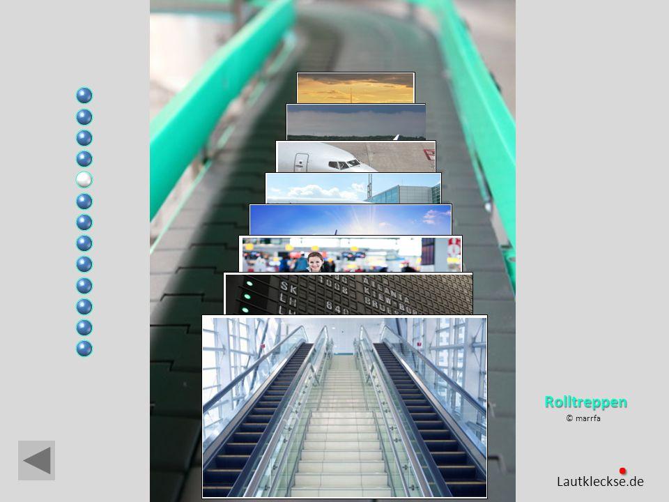 Rolltreppen © marrfa . Lautkleckse.de