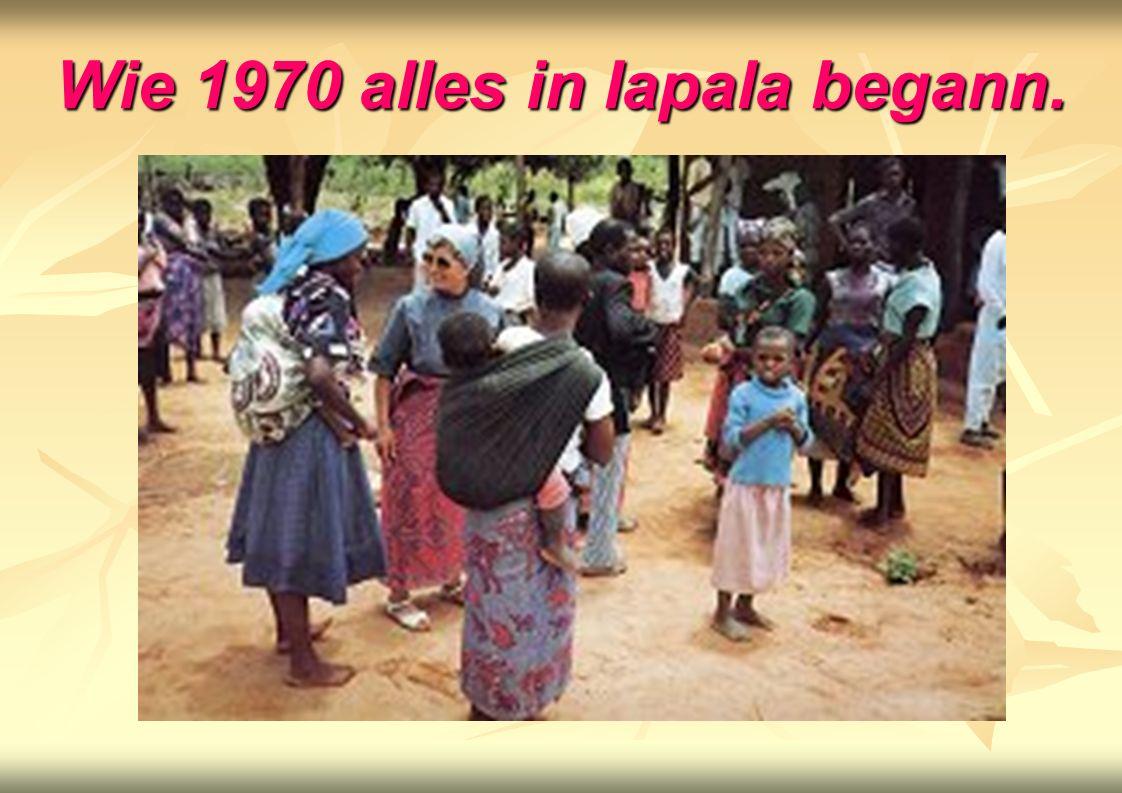 Wie 1970 alles in Iapala begann.