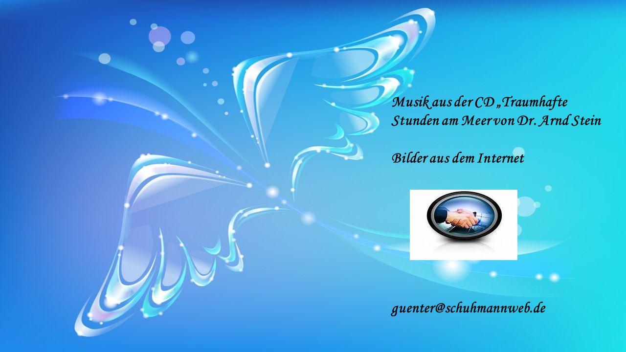 """Musik aus der CD """"Traumhafte Stunden am Meer von Dr. Arnd Stein"""