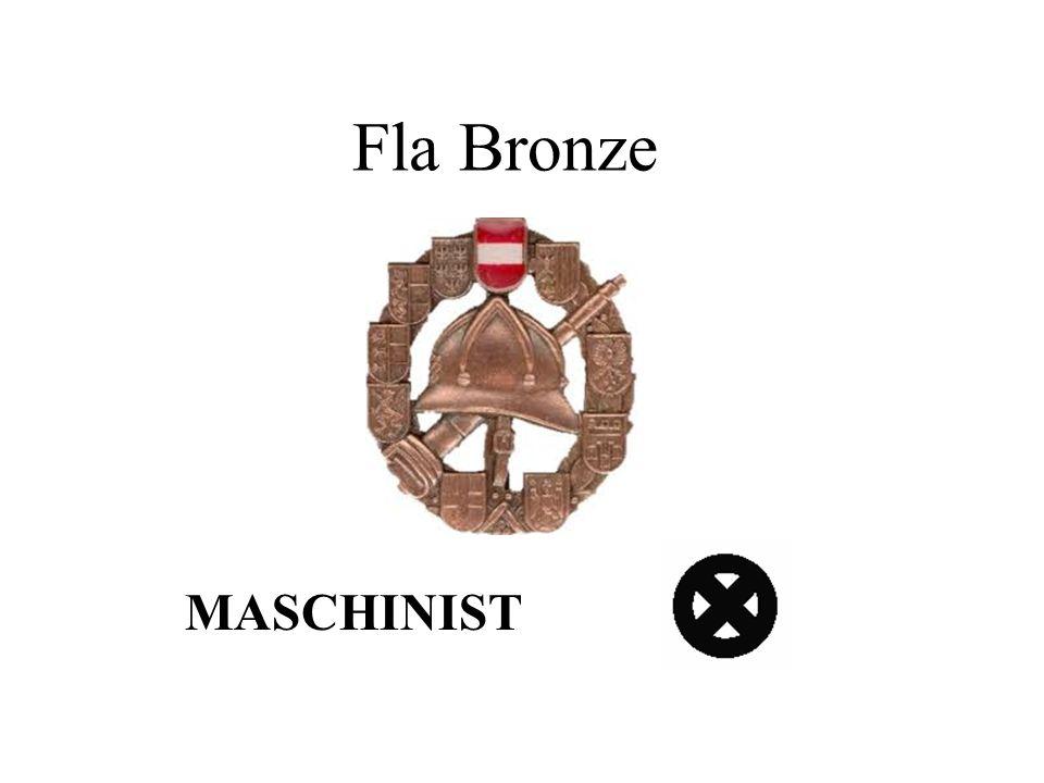 Fla Bronze MASCHINIST