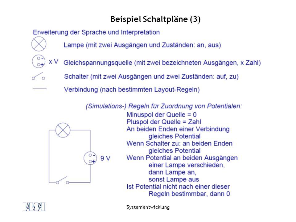 Beispiel Schaltpläne (3)