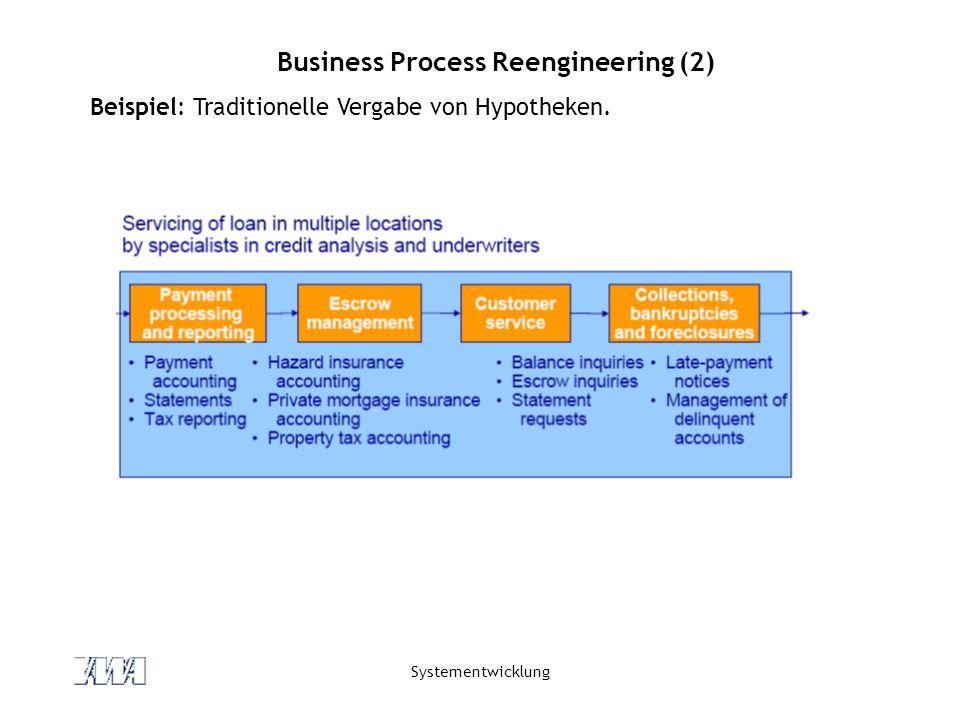 Business Process Reengineering (2)