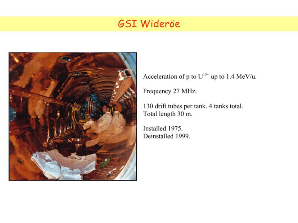 GSI Wideröe