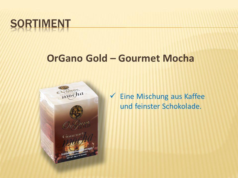 OrGano Gold – Gourmet Mocha