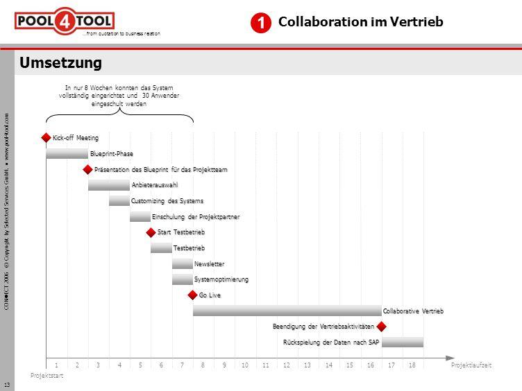 1 Umsetzung Collaboration im Vertrieb