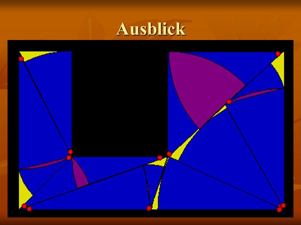 Ausblick Triangulierung konkaver Polygone implementieren