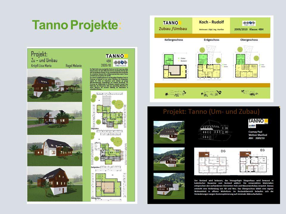 Tanno Projekte: