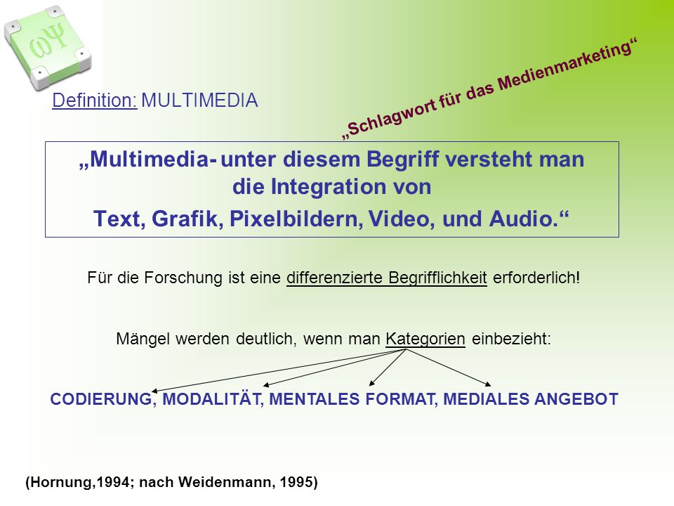 Definition: MULTIMEDIA